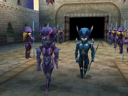 Final Fantasy IV - Screenshots - Bild 1