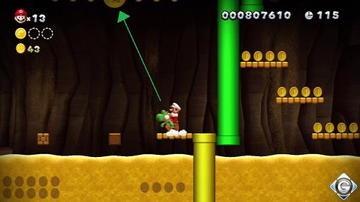 New Super Mario Bros U Schnappt Sie Euch Alle 2 Party In Der