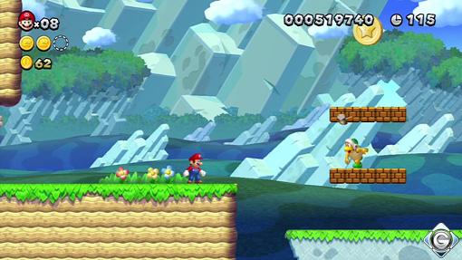 New Super Mario Bros U Schnappt Sie Euch Alle 5 Piranha Auf