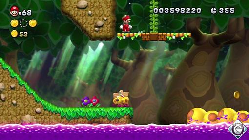 New Super Mario Bros U Schnappt Sie Euch Alle 7 Wiggler