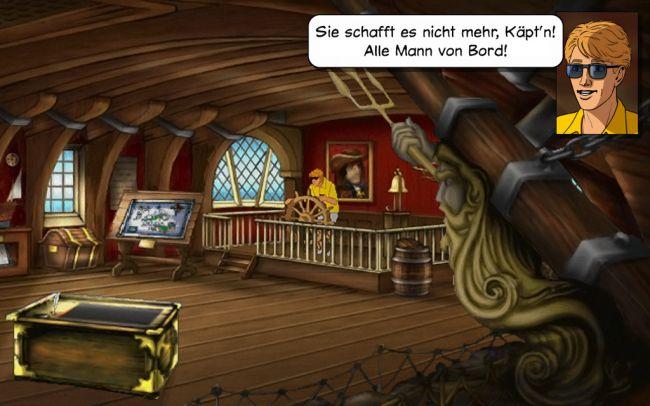 Baphomets Fluch 2: Die Spiegel der Finsternis - Remastered - Screenshots - Bild 8