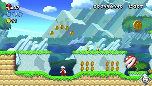 New Super Mario Bros. U: Schnappt sie euch alle ...