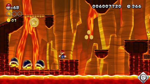 New Super Mario Bros U Schnappt Sie Euch Alle 3 Warm Genug