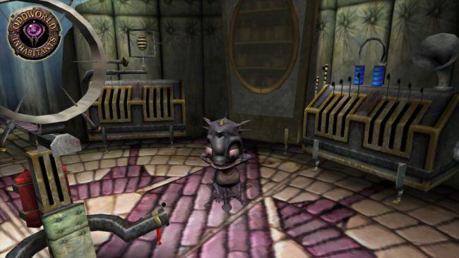 Oddworld: Munch's Oddysee - Screenshots - Bild 4