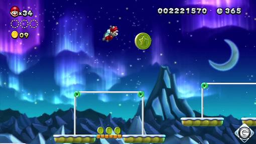 New Super Mario Bros U Schnappt Sie Euch Alle 4 Waagenlift