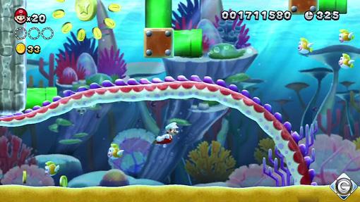 New Super Mario Bros U Schnappt Sie Euch Alle 5 Drachenaals