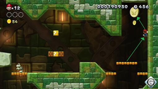New Super Mario Bros U Schnappt Sie Euch Alle Turm Risiko Im