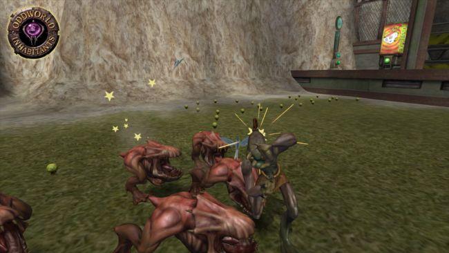 Oddworld: Munch's Oddysee - Screenshots - Bild 3
