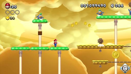New Super Mario Bros. U: Schnappt sie euch alle! - 5: Stein ...