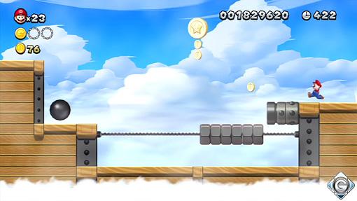 New Super Mario Bros U Schnappt Sie Euch Alle Schiff Lass Dir