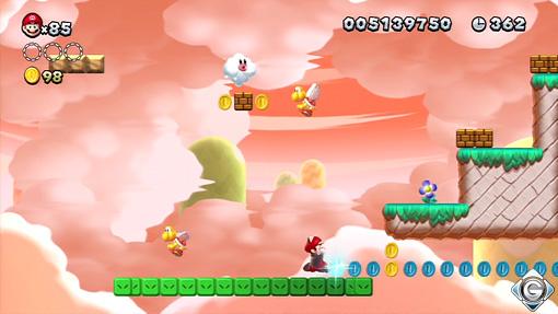 New Super Mario Bros U Schnappt Sie Euch Alle 6 Schlangenblock