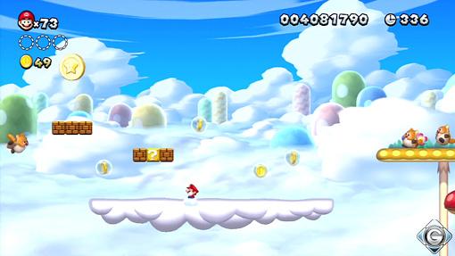 New Super Mario Bros U Schnappt Sie Euch Alle 1 Ein Himmel