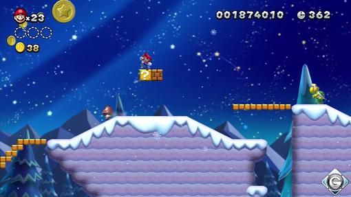 New Super Mario Bros U Schnappt Sie Euch Alle 1