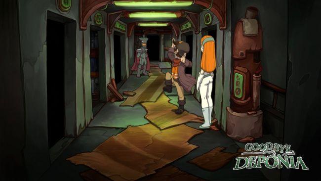 Goodbye Deponia - Screenshots - Bild 2
