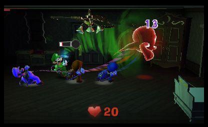Luigi's Mansion: Dark Moon - Screenshots - Bild 6