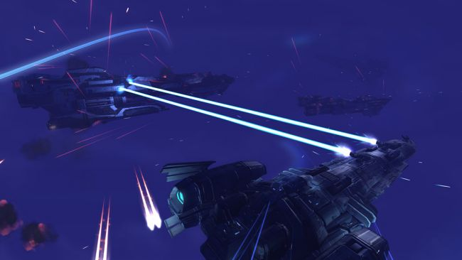 Strike Suit Zero - Screenshots - Bild 6