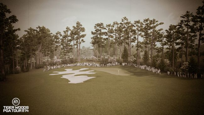 Tiger Woods PGA Tour 14: The Masters Historic Edition - Screenshots - Bild 1