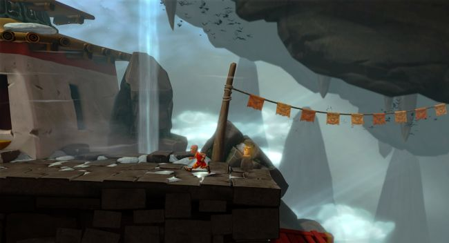 The Cave - Screenshots - Bild 5