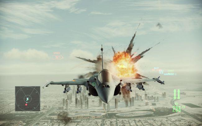 Ace Combat: Assault Horizon - Enhanced Edition - Screenshots - Bild 19