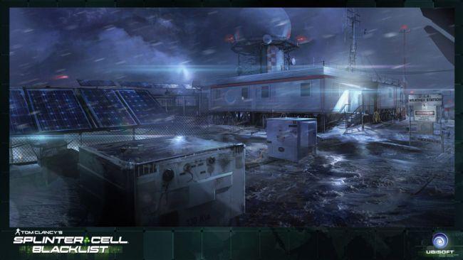 Tom Clancy's Splinter Cell: Blacklist - Artworks - Bild 1