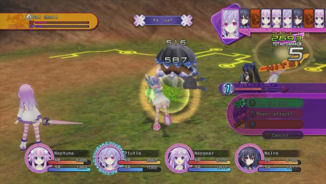 Hyperdimension Neptunia Victory - Screenshots - Bild 64
