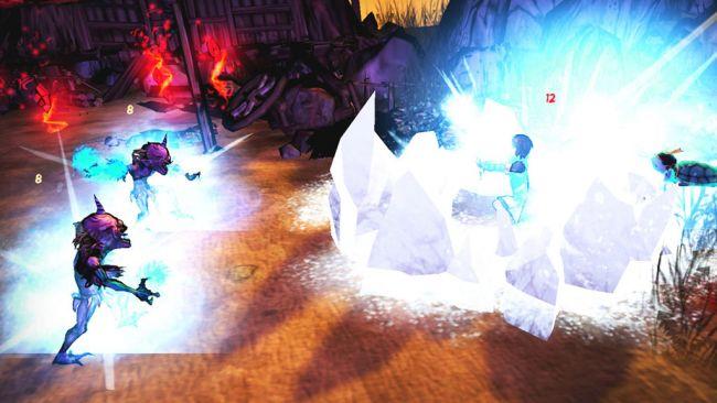 Akaneiro: Demon Hunters - Screenshots - Bild 19