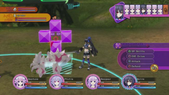 Hyperdimension Neptunia Victory - Screenshots - Bild 35