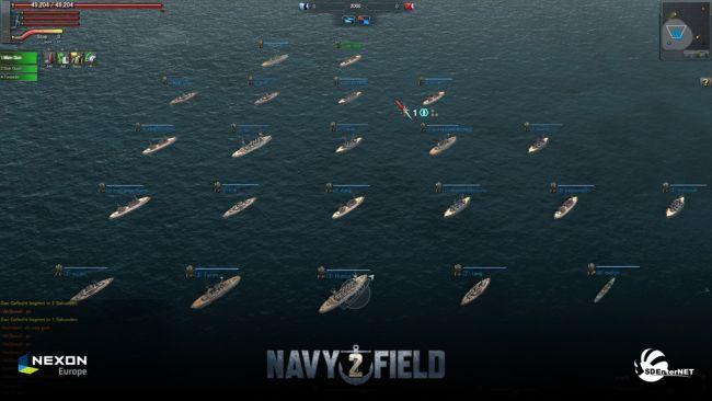 Navyfield 2: Conqueror of the Ocean - Screenshots - Bild 3