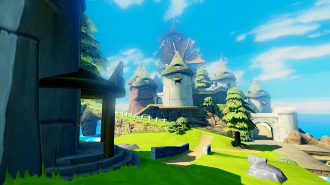 The Legend of Zelda: The Wind Waker - Screenshots - Bild 1