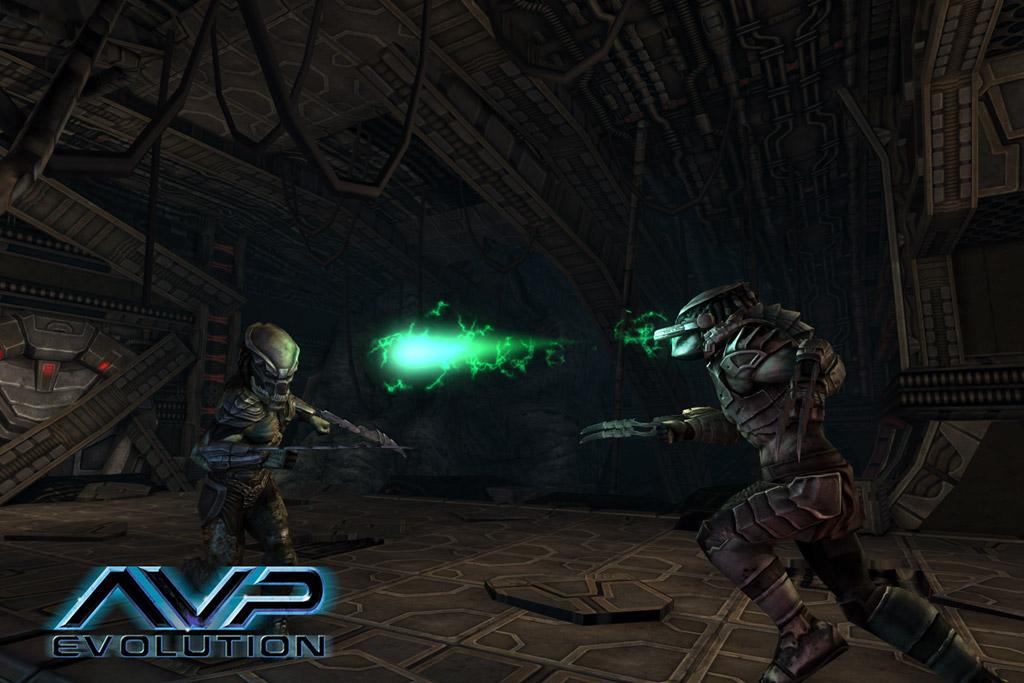 Дата релиза мобильной игры Alien vs Predator Evolution.