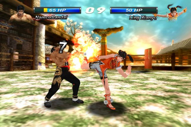 Tekken Card Tournament - Screenshots - Bild 3