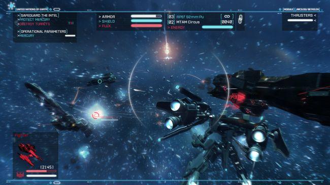 Strike Suit Zero - Screenshots - Bild 9