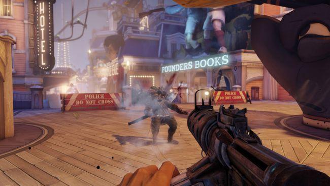 BioShock: Infinite - Screenshots - Bild 1