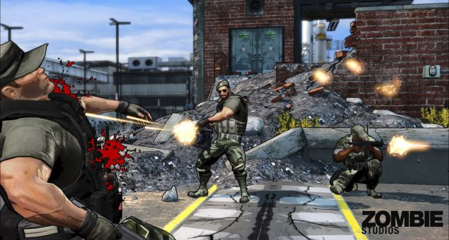 Special Forces: Team X - Screenshots - Bild 16