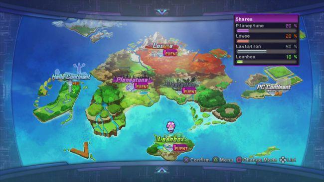 Hyperdimension Neptunia Victory - Screenshots - Bild 1