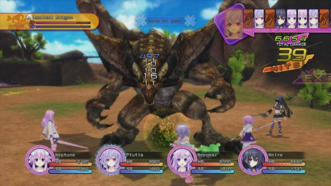 Hyperdimension Neptunia Victory - Screenshots - Bild 54