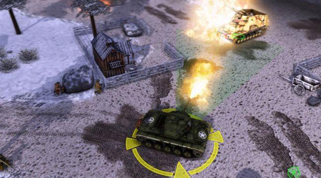 History: Legends of War - Screenshots - Bild 2