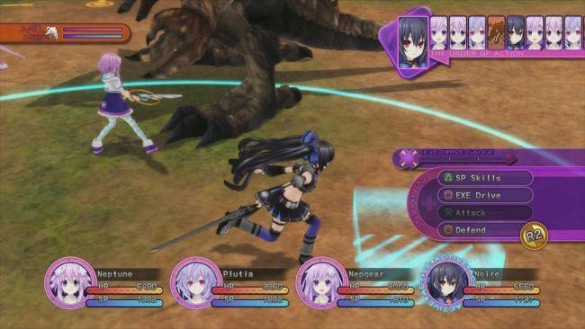 Hyperdimension Neptunia Victory - Screenshots - Bild 47