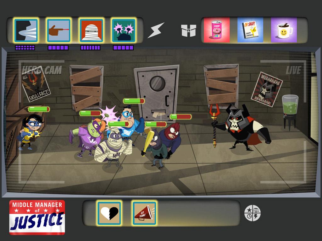 Smartphone Spiele Dezember Superhelden Sind Auch Nur Arbeitnehmer