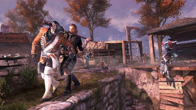 Assassin's Creed III DLC: Die Kampferprobten - Screenshots - Bild 4