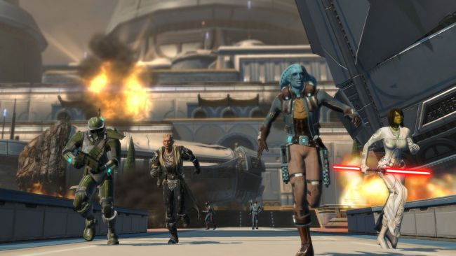 Star Wars: The Old Republic - Rise of the Hut Cartel - Screenshots - Bild 5