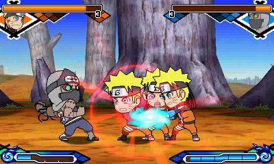 Naruto Powerful Shippuden - Screenshots - Bild 15