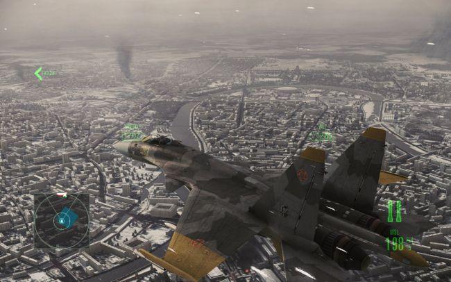 Ace Combat: Assault Horizon - Enhanced Edition - Screenshots - Bild 4