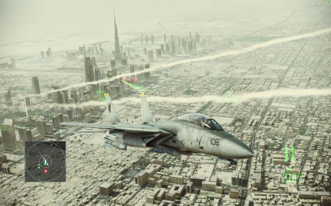Ace Combat: Assault Horizon - Enhanced Edition - Screenshots - Bild 16