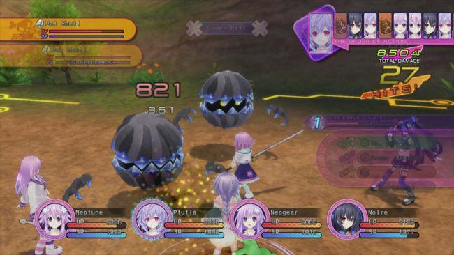 Hyperdimension Neptunia Victory - Screenshots - Bild 61