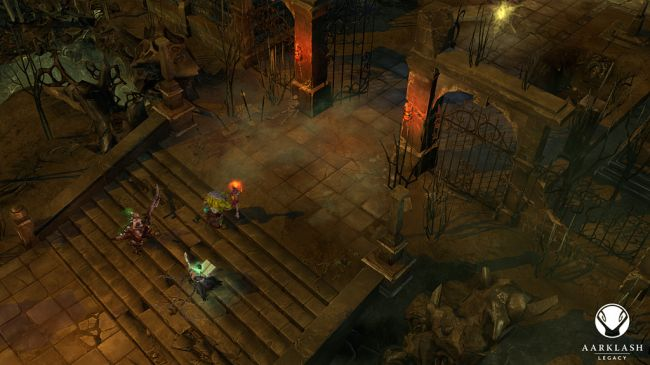 Aarklash: Legacy - Screenshots - Bild 6