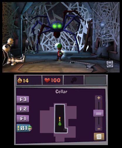 Luigi's Mansion: Dark Moon - Screenshots - Bild 4