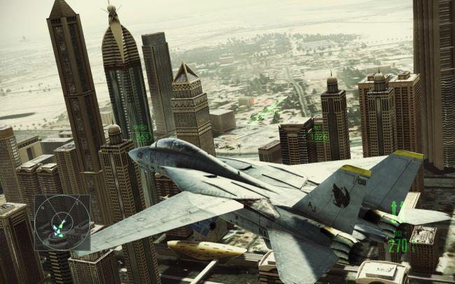 Ace Combat: Assault Horizon - Enhanced Edition - Screenshots - Bild 15