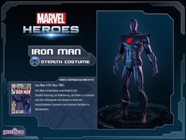Marvel Heroes Kostüme - Artworks - Bild 84