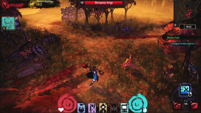 Akaneiro: Demon Hunters - Screenshots - Bild 26